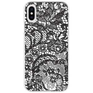 BOGO Kendall & Kylie Black Lace Case for iPhone X